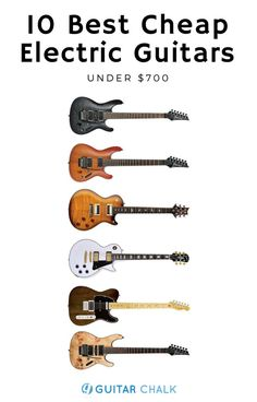 Cheap Electric Guitar, Cool Electric Guitars, Guitar Tips, Guitar Lessons, Types Of Guitar, Guitar Chords, Prs Guitar, Guitar For Beginners, Education Humor