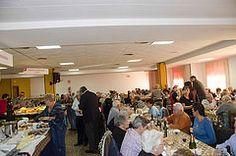 Dina Restaurant Pla de Mar amb llar jubilats de Segur de Calafell 28/11/2014