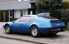 Renault Alpine A310 V6 1977
