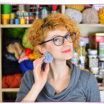 Jak zrobić zapięcie do naszyjnika   Pasart Blog Crochet Necklace, Aga, Blog, Tulips, Blogging