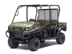 New 2016 Kawasaki Mule™ 4010 Trans4x4® Camo ATVs For Sale in California. Mule 4010 Trans4x4® Camo