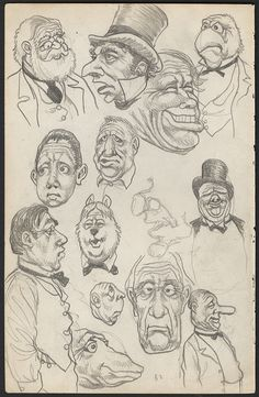 Robert Crumb sketches