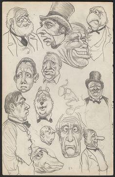 Robert Crumb sketches