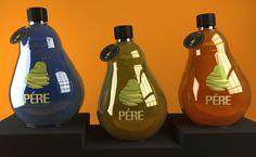 25 Creative Bottle Designs