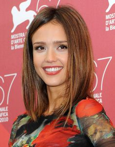 Image result for jessica alba lob
