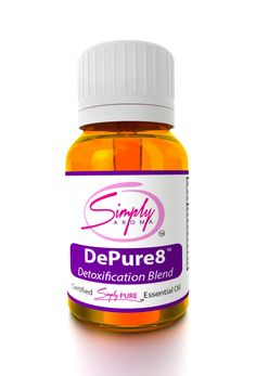 DePure8 Simply Aroma - How to use: How to use: Apply topically or diffuse. Description: Detoxification Blend This special blend is used to clean and detox your body. This blend assists the filtering and cleaning functions of the liver, colon, kidneys, and lungs. www.simplyaroma.com/mysimplelife