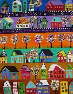 Class Art Projects For Auction | Class Art Projects For Auction | Inspiration for 2nd grade class ...