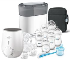 Buy Avent Natural Bottle Solutions Set  by Avent online and browse other products in our range. Baby & Toddler Town Australia's Largest Baby Superstore. Buy instore or online with fast delivery throughout Australia.