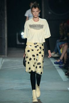 Marc by Marc Jacobs Spring 2015 Ready-to-Wear Fashion Show: Runway Review - Style.com