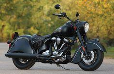 2012 Indian Chief Dark Horse..