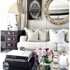 Interior Design Pinspiration: The Glamorous Life