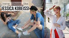 Irene Shoots like: JESSICA KOBEISSI