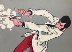 Le Vent Se Leve, Ghost Sightings, Lupin The Third, Captain Harlock, Tatoo Designs, Spooky Stories, Vash, Miyazaki, Cartoon Art