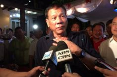 Duterte decides to run for president CAVITE (UPDATED) - After months of giving mixed signals about his presidential bid Davao City Mayor Rodrigo Duterte on Saturday said he is finally going to run for the country's top post.