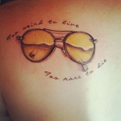 17 Hunter S. Thompson Tattoos That Are Absolutely Gonzo
