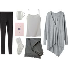 """Lazy Sunday of Reading"" by hollie on Polyvore"