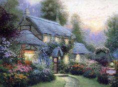 Thomas Kinkade Painting 150.jpg