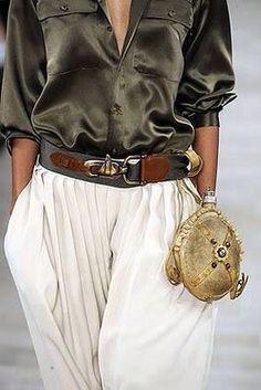 Pantalona..... Muito charme!!!