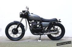 La Honda CM 125 de Dauphine-Lamarck