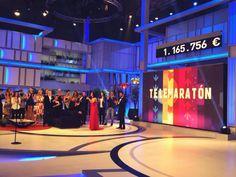#Telemaratón solidario por las #enfermedadesraras