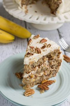 Hummingbird Cake- perfect for Easter