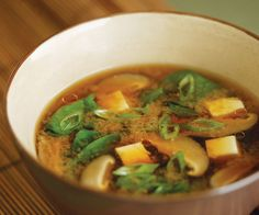 Miso Mushroom Soup Recipe HAVE TO TRY THIS!!