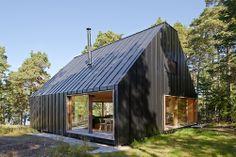Tham & Videgård - Summer house,Husarö 2013.Photos (C)Åke...