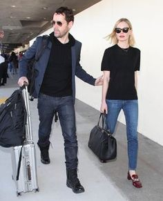 Shop Her Style: Kate Bosworth at LAX (RDuJour)