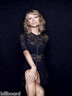 See stunning photos from our cover shoot with Taylor Swift (Billboard's Woman of the Year)!