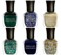 Want it!! Deborah Lippmann Jewel Heist Collection for Fall 2013