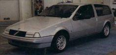 OG |1986 Volvo 480 - Project G13 | Proposal by Jan Wilsgaard from Volvo Sweden