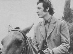 Charlie Watts - a fine horseman