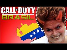 CALL OF DUTY BRASIL??? VENEZUELA X BRASILEIROS [THE TRETA HAS BEEN PLANTED]
