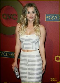 Celeb Diary: Kaley Cuoco attending the 2014 QVC Red Carpet Style Beautiful Celebrities, Gorgeous Women, Kaley Cuoco Body, Kaley Cucco, Hollywood Gossip, Famous Women, Red Carpet Fashion, Celebrity Crush, Bigbang