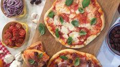 Gino D'Acampo's pizza making masterclass