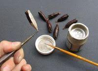 etsy metal: Electroforming Tutorial: Iris Seed Pod
