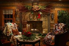 love the mantel...this room is so me