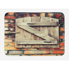 Country Decor, French Country Decor, Rustic Decor - What Is Your Style? Rustic Bath Mats, Bathroom Red, Red Bathrooms, Country Bathrooms, Master Bathroom, Red Bathroom Accessories, Wooden Windows, Minimalist Bathroom, Red Bricks