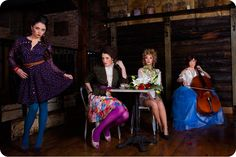'Pining for Spring' Shoot | Designer: Kristina Collins Clothing | Photo Copyright: OEProPhoto |