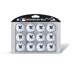 best cheap 28334 82641 Milwaukee Brewers 12pk Golf Balls Mls Soccer, Milwaukee Brewers, Cincinnati  Reds, Cleveland Indians