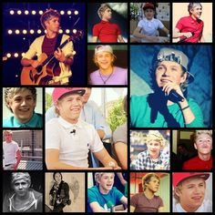 collage wallpaper of niall horan | View image source Report this entry