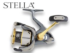 Shimano Stella FJ Spinning Reels take fishing to the next level! Shimano has packed the Stella FJ with all of its latest technology! get yours at J&H Tackle. Trout Fishing, Fishing Reels, Fishing Tackle, Fishing Tips, Bass Fishing, Saltwater Reels, Shimano Reels, Fishing Books, Gone Fishing