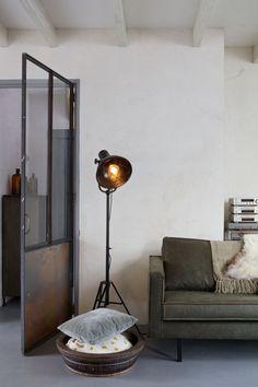 BePureHome Rodeo bank 3 zits | FLINDERS verzendt gratis | mooie bank in een stijlvolle woonkamer | zit lekker | gemakkelijk | voor ieder interieur | landelijk interieur | groene bank | stijlvol | modern | nu gratis verzending