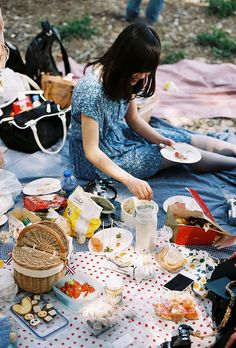 Most important of all, picnics are about who you are spending the time with :)