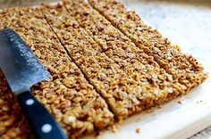 The Pioneer Woman Granola Bars  I skipped the nuts and added m and m's and craisins.  I can never buy store bought ones again! :)