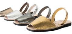 Avarcas USA - Spanish leather sandals, aka menorquinas, abarcas or avarques, 100% handmade in Spain by Avarca Pons, a unique design featuring top quality natural leather and recycled tires