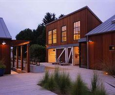 Stinson Beach Residence by Pfau Long Architects, Remodelista