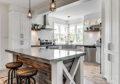 Cuisine neuve rénovations qui rapportent gros investissement augmente valeur de la maison