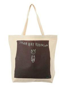 #nanouniverse #Stylife Basquiat バスキア×NU プリントトートバッグ ナノユニバース