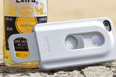Opena Case For iPhone 5 – Protect your Smartphone and use the bottle opener for your favorite drinks ( read more and see where you can buy - http://upgrade.ly/?p=1590 )